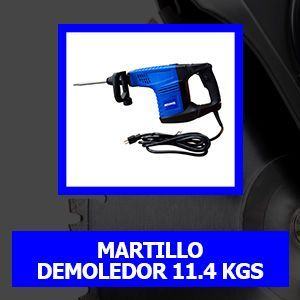 Martillo demoledor 11